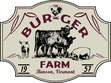The Bur-Ger Farm